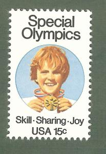 1788 Special Olympics US Single Mint/nh (Free Shipping)