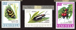 Venezuela #Mint Collection of Stamps, Mixed Condition