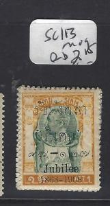 THAILAND (PP1912B)  RAMA  JUBILEE   SC 113    MOG
