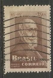 BRAZIL 718 VFU O418-1