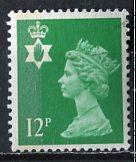 Great Britain, Regional, North. Ireland; 1981: Sc. # NIMH17: O/Used Single Stamp