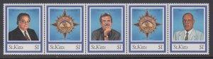 St Kitts 376 MNH VF