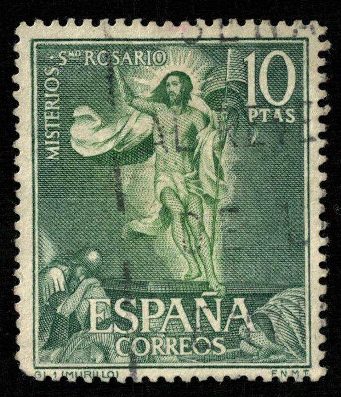Spain, 10 Ptas (2905-т)