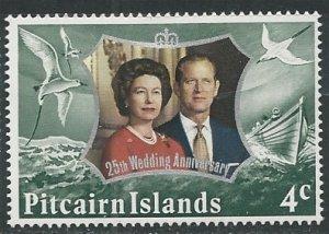 Pitcairn Islands  |  Scott # 127 - MH