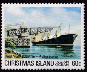 Christmas Island #110 Mint
