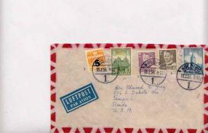 Denmark, Airmail
