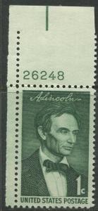 STAMP STATION PERTH USA #1113  MLH OG 1959  CV$0.25.
