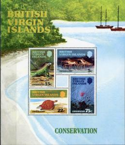 Virgin Islands #349a Conservation MNH