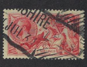 Great Britain Scott 180 Used