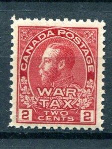 Canada #MR2  Mint VF NH - Lakeshore Philatelics