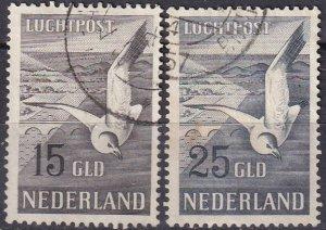 Netherlands #C13-4  F-VF Used CV $160.00  (Z7973)