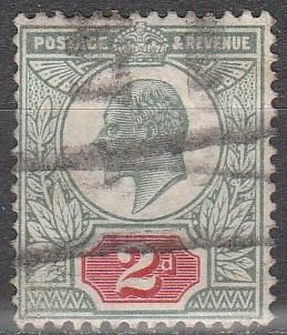 Great Britain  #130  F-VF  Used CV  $22.50  (A8354)