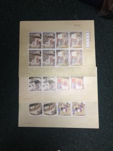 China Stamp 2003-9 Strange Stories from a Chinese Studio(3rd Series).   M/S MNH