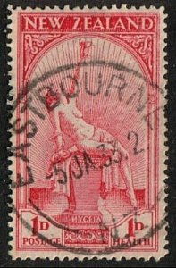 NEW ZEALAND 1932 Health used - EASTBOURNE cds............................79369