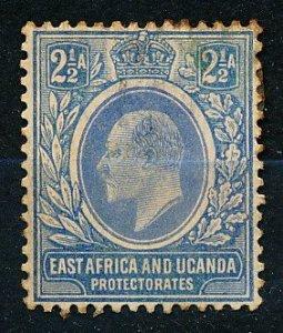 East Africa & Uganda Protectorates #20 Single MH