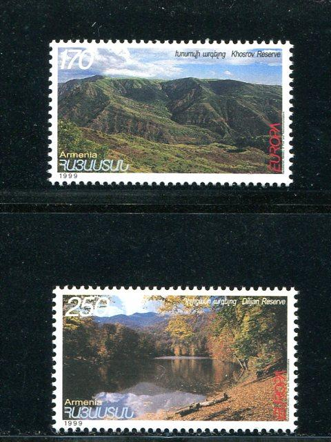 Armenia Europa  1999 Mint VF NH