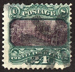 U.S. #120 Used