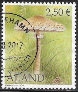Aland 200 Used - Mushrooms - Parasol mushroom (Macrolepiota procera)