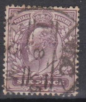Great Britain #135 F-VF Used CV $22.50 (B9541)