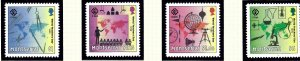 Montserrat 994-97 MNH 1999 World Teachers Day    (KA)