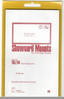 165/94 Showgard Mounts - Clear
