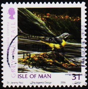 Isle of Man. 2006 31p Fine Used