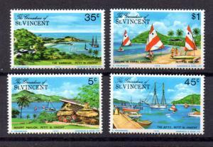 St. Vincent Grenadines 65-68 MNH