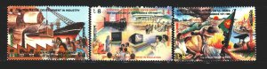 Bangladesh. 1996. 569-74 from the series. 25 years of independence of Banglad...