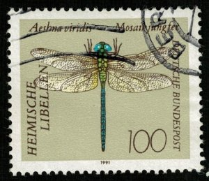 Dragonfly, Insect, 100 Pf (T-5182)