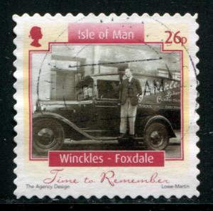 1113 26p Photograph - Winckles - Foxdale SA, used