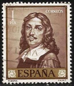 Spain 1963 Scott# 1163 Used