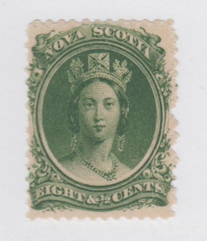 NOVA SCOTIA #11 MINT VF