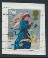 Great Britain SG 2789 SC# 2524 Used Christmas 2007 see scan