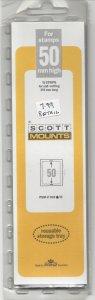 SCOTT MOUNT 934B, 50 MM X 215 MM, NEW/UNOPENED, RETAIL $7.99