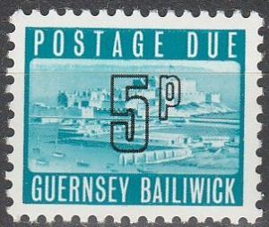 Guernsey #J13  MNH  (S4208)