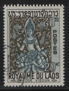 LAOS, 142, USED, 1967, from visoun Temple