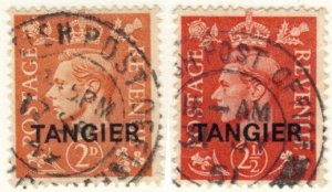 Great Britain - Morocco #531-2 used