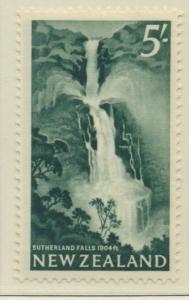 New Zealand Stamp Scott #350, Mint Hinged - Free U.S. Shipping, Free Worldwid...