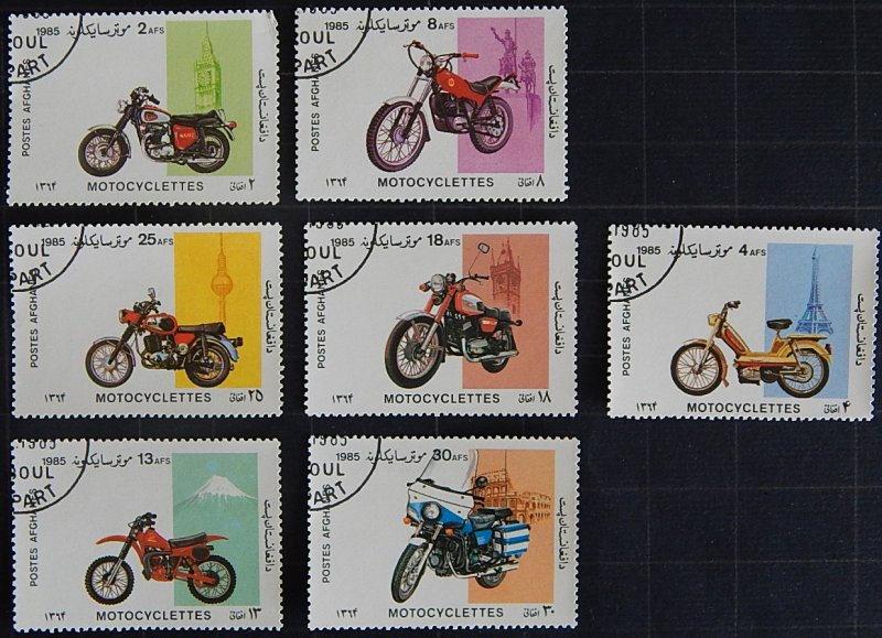 Motorcycles, (1681-Т)