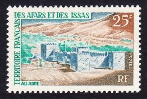 Afar and Issa Administrative Outposts Ali Adde 1v 25f SG#516 MI#13 SC#319