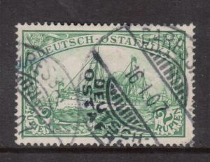 German East Africa #20 Used Very Fine