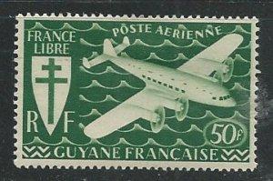 French Guiana ||| Scott # C9 - MH