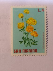 San Marino #761 MNH sm crease