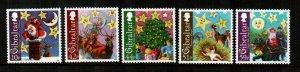 Gibraltar #1168-1172  MNH  Scott $10.00