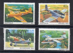 AUSTRALIA - AVIATION - PLANES - 1980 -