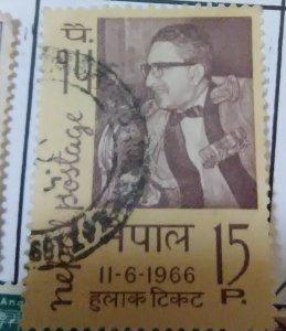 Nepal Scott #192