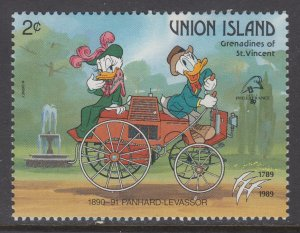 St Vincent Grenadines Union Island 242 Disney's MNH VF