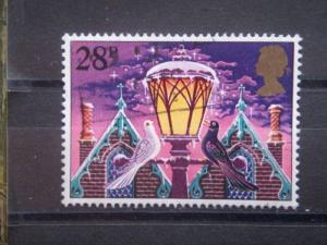 GREAT BRITAIN, 1993, used 28p Scott ,