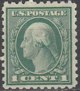 US #543  MNH