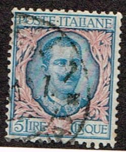 Italy # 91 Used